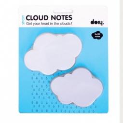 Купить Блок для записей Doiy Cloud