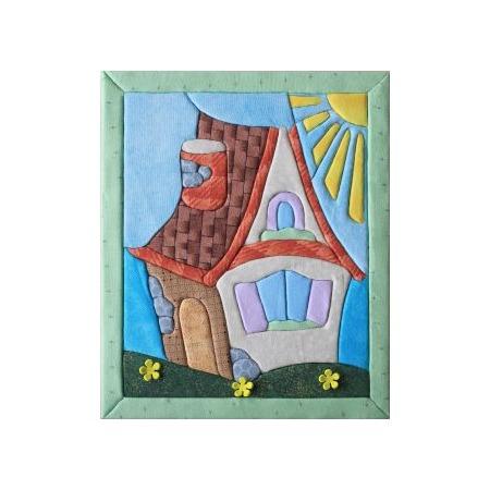 Купить Набор для творчества Волшебная мастерская «Кинусайга. Домик»
