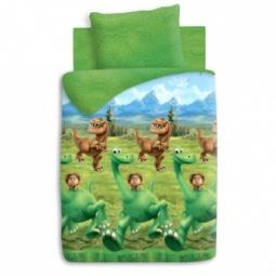 Купить Комплект постельного белья Непоседа «Хороший динозавр». Детский