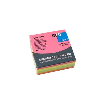 Купить Блок-кубик для записей Info Notes 5654-39