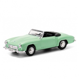 Купить Модель винтажной машины 1:34-39 Welly Mercedes Benz 190SL 1955. В ассортименте