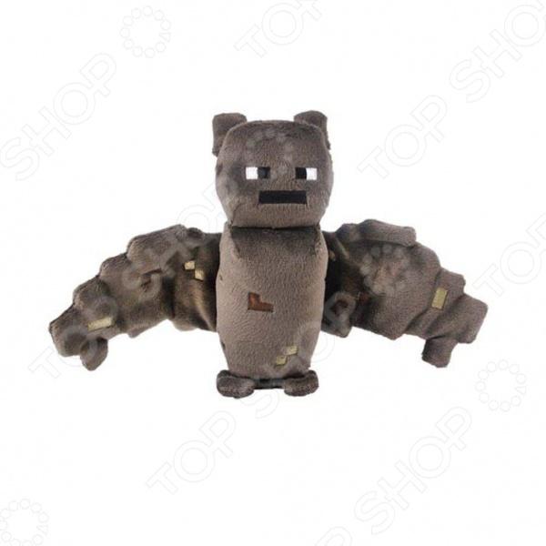 Мягкая игрушка Minecraft Летучая мышь мягкая игрушка minecraft witch 36 см