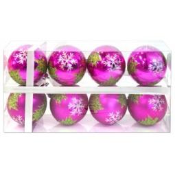 фото Набор новогодних шаров Новогодняя сказка 971079