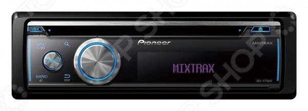 Автомагнитола Pioneer DEH-X7750UI автомагнитола cd pioneer deh x8700bt 1din