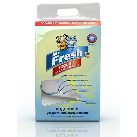 Купить Подстилки для домашних животных Mr.Fresh на каждый день Regular