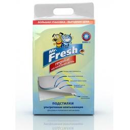 фото Подстилки для домашних животных Mr.Fresh на каждый день Regular