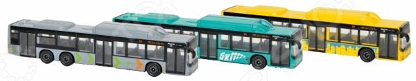 Машинка игрушечная Majorette MAN «Автобус городской». В ассортименте машины majorette городской автобус