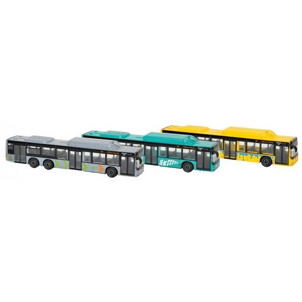 фото Машинка игрушечная Majorette MAN «Автобус городской». В ассортименте