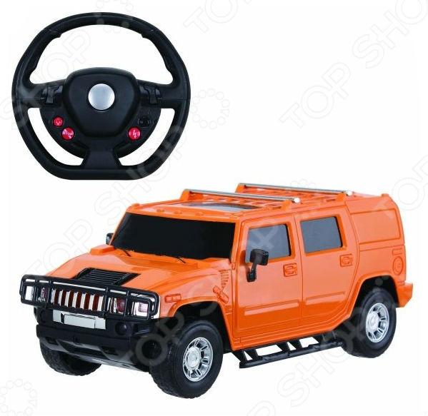 Машина на радиоуправлении Пламенный Мотор 870012