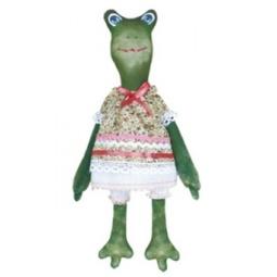 Купить Подарочный набор для изготовления текстильной игрушки Кустарь «Жаклин»