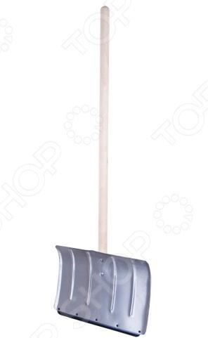 Лопата для уборки снега Archimedes 90064 лопата для уборки снега поликарбонатная fit профи с алюминиевым черенком 46 см х 42 см