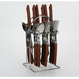 фото Набор столовых приборов на подставке Mayer&Boch MB-4984