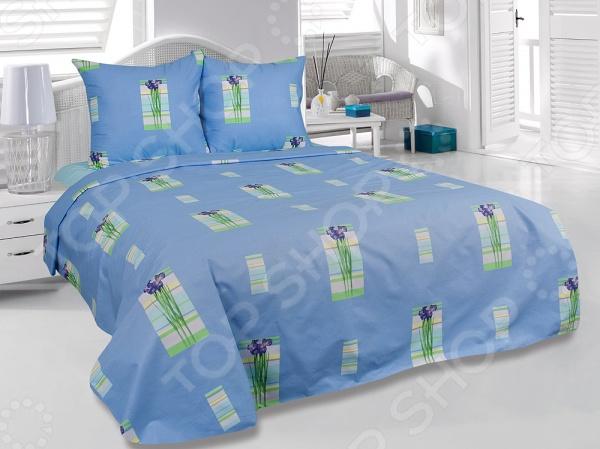 Комплект постельного белья Tete-a-Tete «Ирисы»