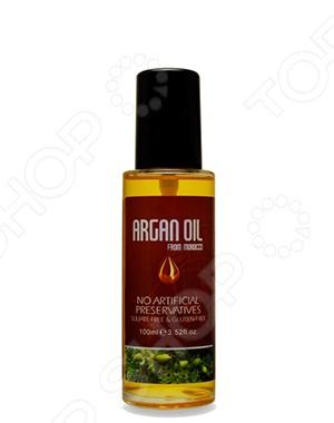 Спрей для сухих волос NUSPA Argan Oil