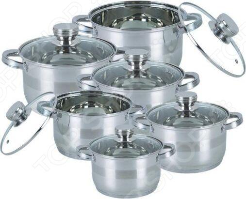 Набор кухонной посуды Bohmann BH-1275N bohmann bh 1275 nwc