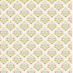 фото Отрез ткани Tilda Подкладка. Цвет: розовый