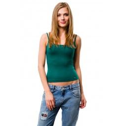 фото Майка Mondigo 551. Цвет: темно-зеленый. Размер одежды: 46