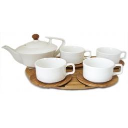 Купить Чайный набор Elan Gallery «Кристалл»