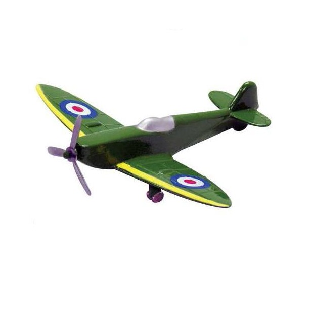 фото Модель самолета Motormax Spitfire