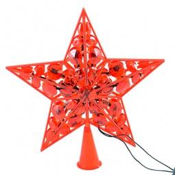фото Верхушка елочная Holiday Classics «Звезда. Кремлевские огни»