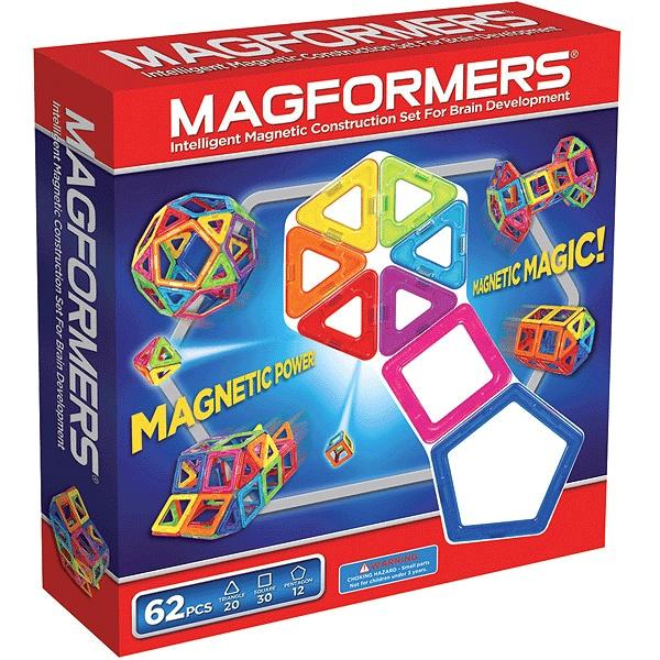 Конструктор магнитный Magformers 63070 62