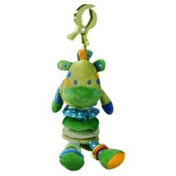 фото Игрушка подвесная музыкальная Жирафики 93872 «Зебра»