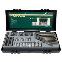 Купить Набор бит и торцевых головок Force F-4411