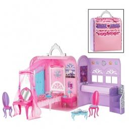 фото Набор игровой для девочек Mattel Принцесса и Поп-звезда