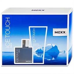 Купить Набор: туалетная вода мужская и гель для душа MEXX Ice Touch Man