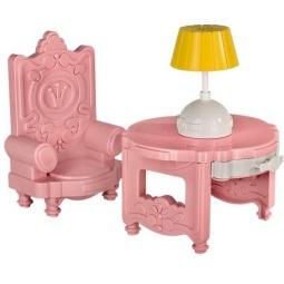 фото Мебель для куклы Форма «Кабинет Сонечка»