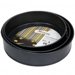 фото Набор для выпечки из разъемных круглых форм Marmiton