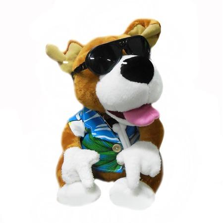 Купить Мягкая игрушка интерактивная 31 ВЕК «Диджей-собачка» CL1505B