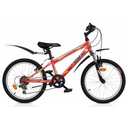 фото Велосипед горный подростковый Larsen Buggy, 2013 года