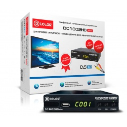фото Ресивер D-COLOR DC1002HD mini