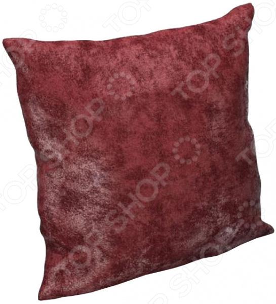 Подушка декоративная Kauffort Plain Lux-SHДекоративные подушки<br>Не секрет, что уют и домашний комфорт, создаются из, казалось бы привычных и обыденных, на первый взгляд, мелочей. Домашний текстиль, вазы, пледы, рамки с фотографиями все это делает интерьер особенным и вносит в его оформление индивидуальность и завершающий штрих. Иногда, даже не обязательно затевать ремонт или делать перестановку мебели. Достаточно просто купить домой декоративные подушки. Подушка декоративная Kauffort Plain Lux-SH отлично подойдет для украшения интерьера, подчеркнет общее стилистическое решение и поможет грамотно расставить цветовые акценты. Чехол подушки выполнен полиэстера с огнеупорной пропиткой. В качестве наполнителя используется холлофайбер, хорошо зарекомендовавший себя в производстве домашнего текстиля, благодаря легкости, гигиеничности и упругости. Изделия с такой набивкой устойчивы к слеживанию и различного рода механическим воздействиям, не мнутся и быстро восстанавливают форму после сжатия. Среди особенностей модели также стоит отметить:  мягкость и комфорт;  стильный дизайн;  наличие молниевой застежки. Следует помнить, что при выборе декоративных подушек необходимо учитывать обивку дивана и кресел, цвет штор, занавесок, ковров и т.д.<br>
