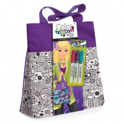 Купить Набор для девочек: сумочка и маркеры для ткани Style Me Up! 1833