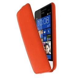 фото Чехол LaZarr Protective Case для HTC Windows Phone 8X. Цвет: оранжевый