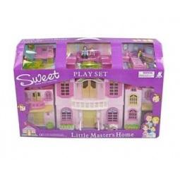 фото Кукольный дом с аксессуарами Shantou Gepai «Дом мечты»
