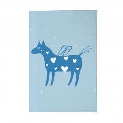 фото Обложка для паспорта Mitya Veselkov «Крылатая лошадка»