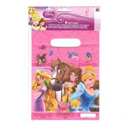 Купить Набор подарочных пакетов Procos «Принцессы Дисней и животные». Количество: 6 предметов