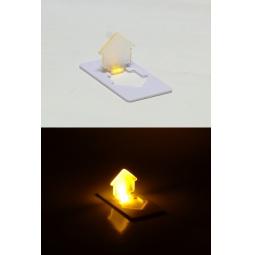 Купить Свеча светодиодная карманная Drivemotion «Домик». В ассортименте