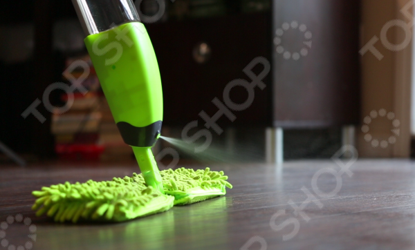 Spray Mop  Швабра Deluxe