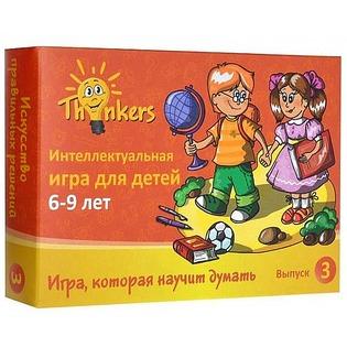 Купить Игра логическая Thinkers «Выпуск 3»