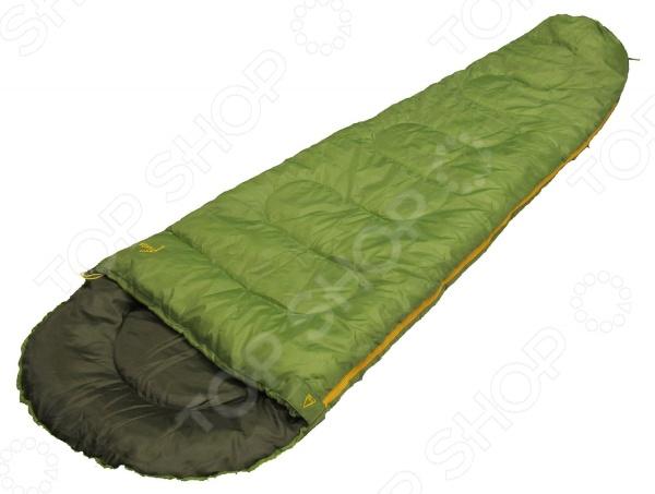 Спальный мешок Best Camp YandaСпальные мешки<br>Best Camp Yanda это современный, практичный и удобный спальный мешок, без которого трудно обойтись любителям настоящего отдыха на дикой природе. Это может быть туристический поход, охота или рыбалка, а также другие виды отдыха, предполагающие ночевку под открытым небом или в палатке. Благодаря сочетанию продуманной формы и высококачественных материалов, температурный диапазон, при котором сон в таком мешке будет комфортным, достаточно широк. Преимущества спального мешка Best Camp Yanda:  Температура экстрима составляет -6 ;  Температура комфорта, составляющая 11 ;  Подголовник для комфортного и спокойного сна;  Конструкция, позволяющая состегивать вместе два спальника;  Надежная защита от влаги и ветра;  Компактные размеры и малый вес, способствующие максимальному удобству при переноске и хранении спального мешка. Обеспечьте себя качественной экипировкой и каждый поход на природу станет настоящим приключением, со множеством событий, оставляющих в памяти неизгладимый след.<br>