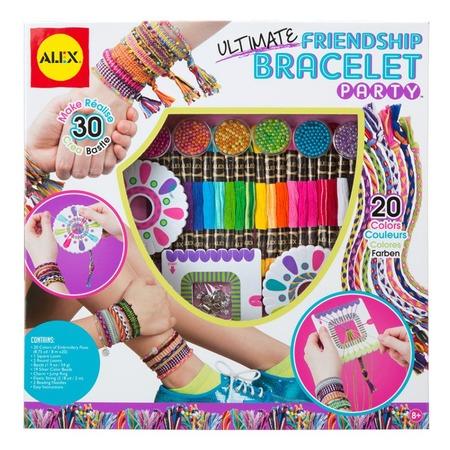 Купить Набор для создания браслетов Alex «Друзья»