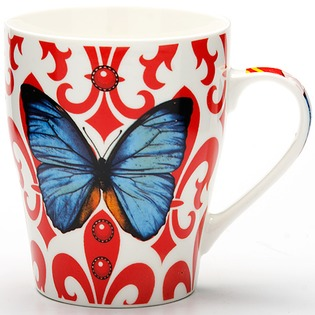 Купить Кружка Loraine «Бабочка» LR-24452