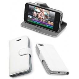 фото Чехол Muvit Agenda Case для iPhone 5. Цвет: белый