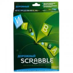 Купить Игра дорожная Mattel Scrabble