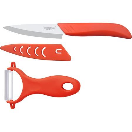 Купить Набор: нож и картофелечистка Winner WR-7315