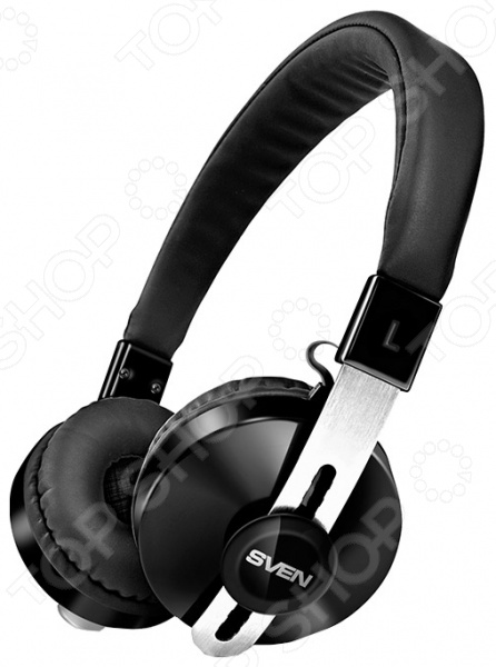 Гарнитура Sven AP-B350MV гарнитура sven ap 940mv наушники 18 – 20000 микрофон 30 – 16000 1 2м черно белые
